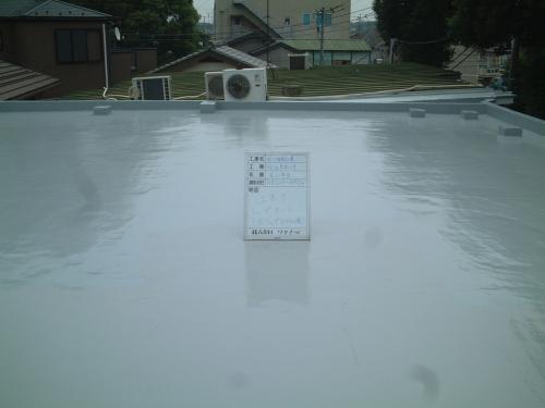 雨漏りの心配ともお別れ♪ 屋根防水